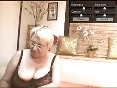 granny loren obese..