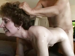 Hot Amateur Gran Gets Will..
