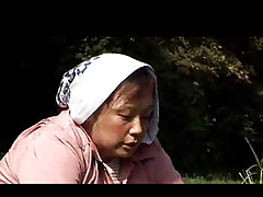 Japanese Granny Farmer