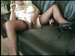 Granny in Panties - Session..