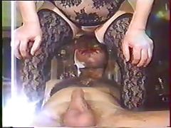 Mature Granny Gets Kinky and..