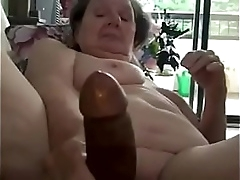 Granny gets traditional  (..