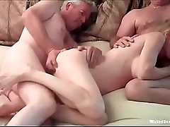 Amateurish GILF Does her..