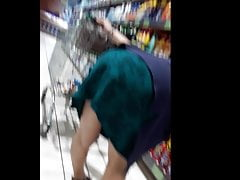 Granny does her shopping..